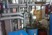Caldera de gasoil convencional